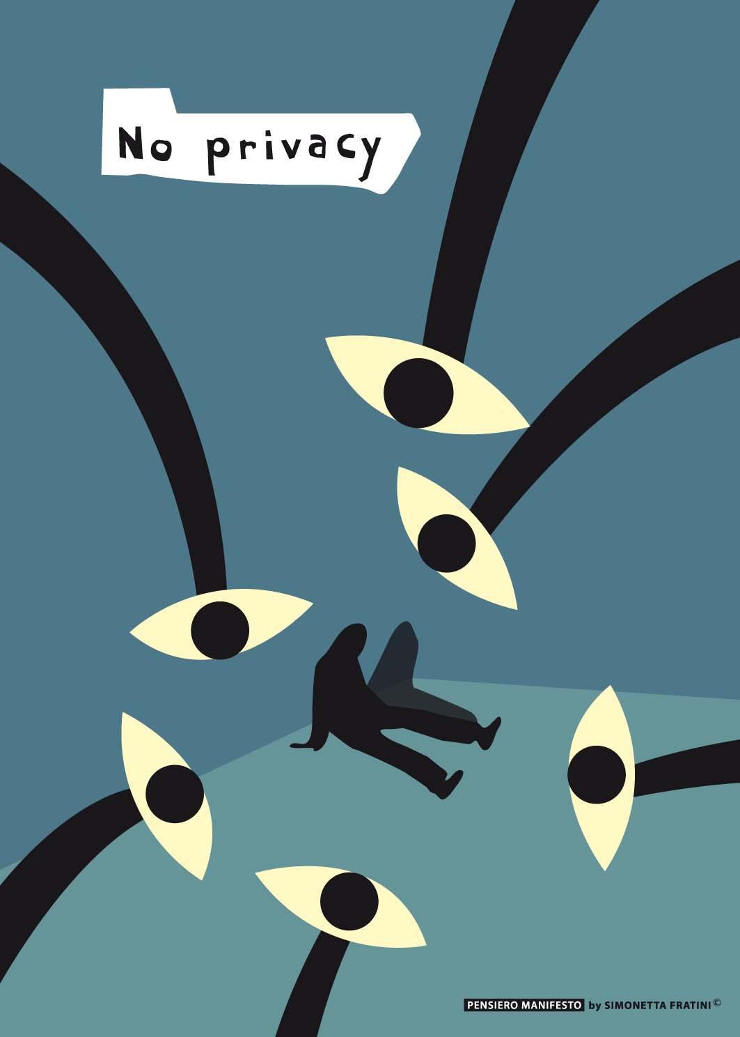 Titolo: No privacy