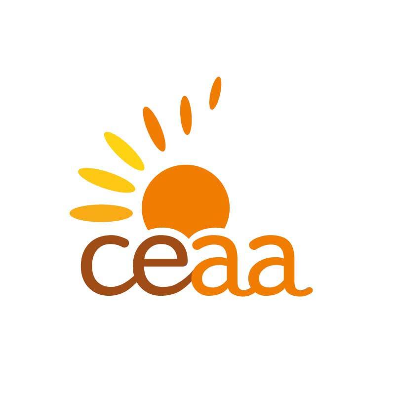 Logo del Centro di Educazione Ambientale e Alimentare del comune di Arezzo