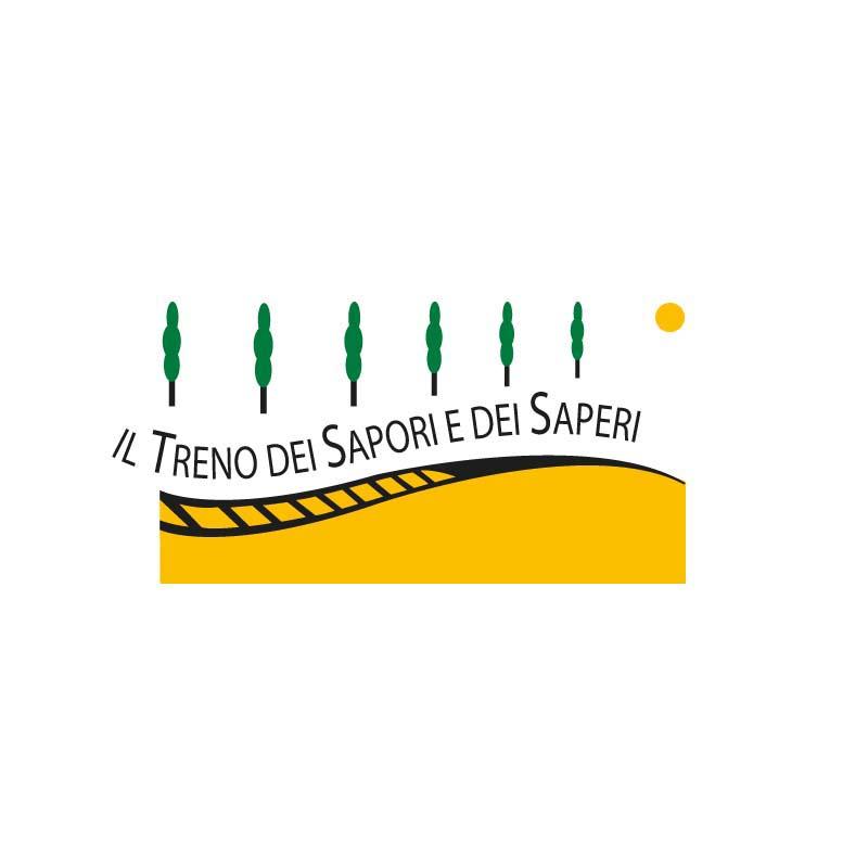 Logo dell'iniziativa ambientalistica culturale Il treno dei Sapori e dei Saperi