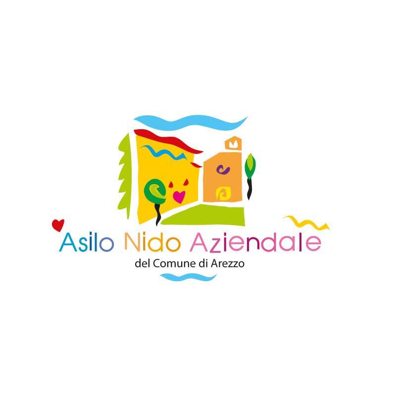 Logo Asilo Nido Aziendale del Comune di Arezzo