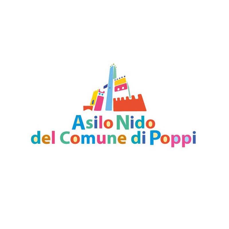 Logo AsiloNido del Comune di Poppi
