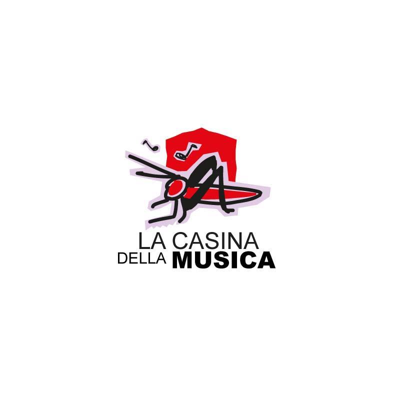 Logo della Casina della Musica di Arezzo