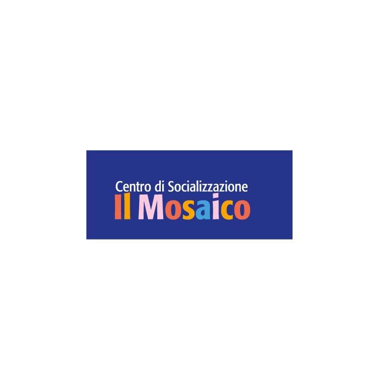 Logo del Centro di Socializzazione Il Mosaico - P5