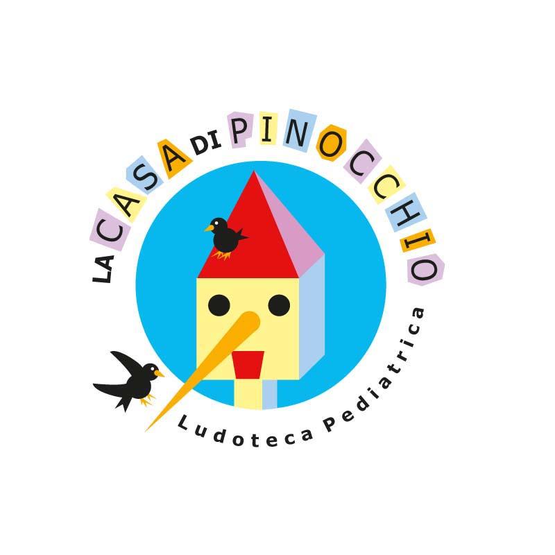 Logo della Ludoteca pediatrica dell'Ospedale di Arezzo