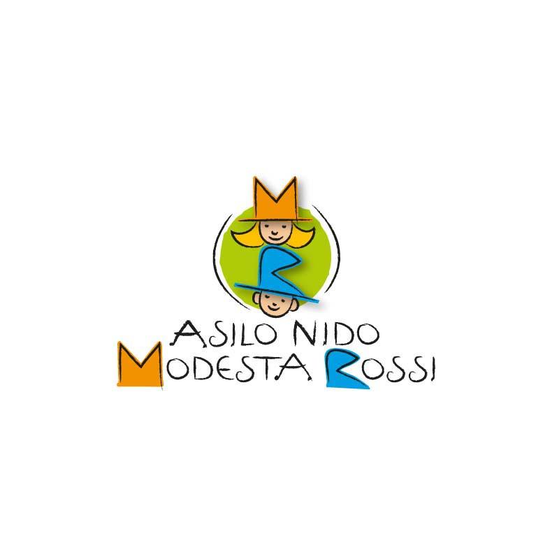 Logo dell'Asilo Nido Modesta Rossi
