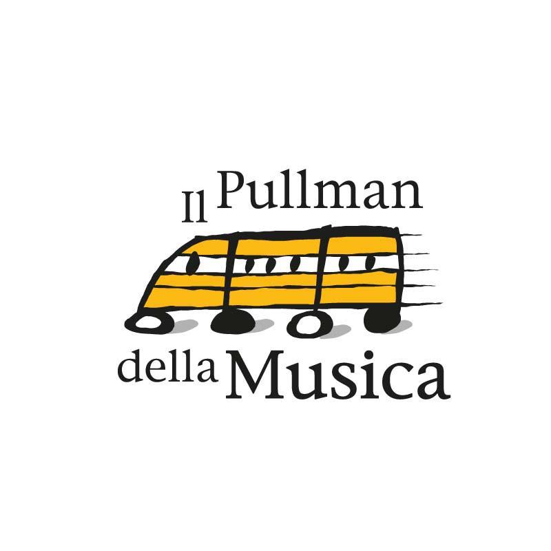 Logo della Rassegna musicale Il Pullman della Musica