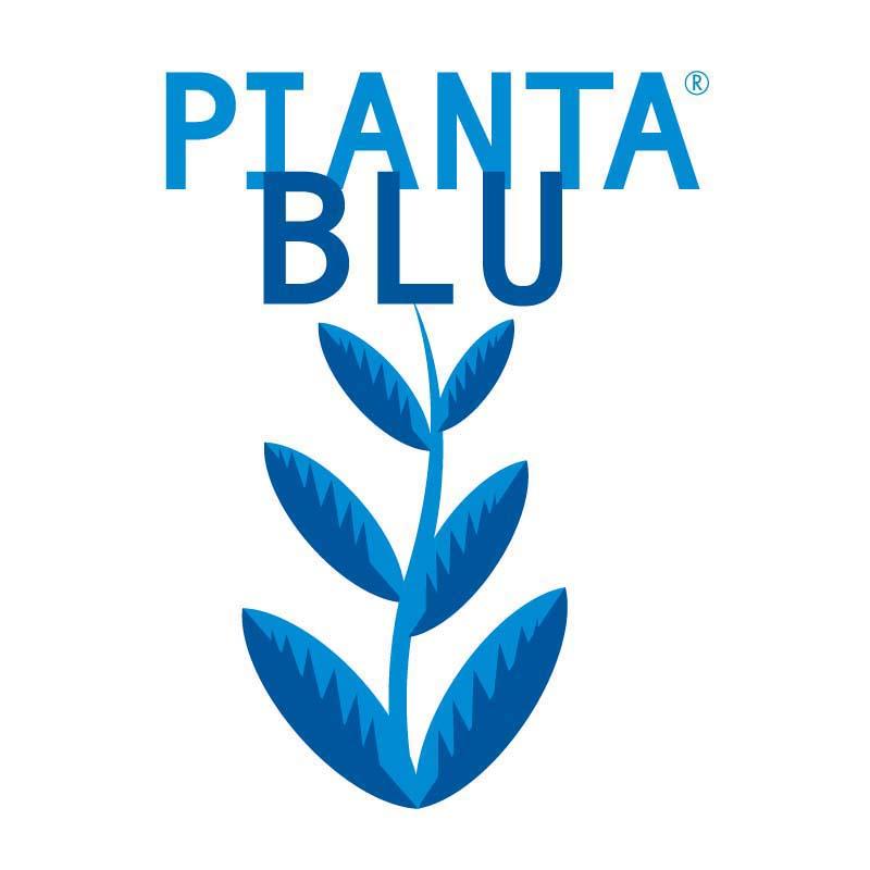 Logo identificativo dei prodotti colorati con l'Indaco naturale coltivato in Val Tiberina