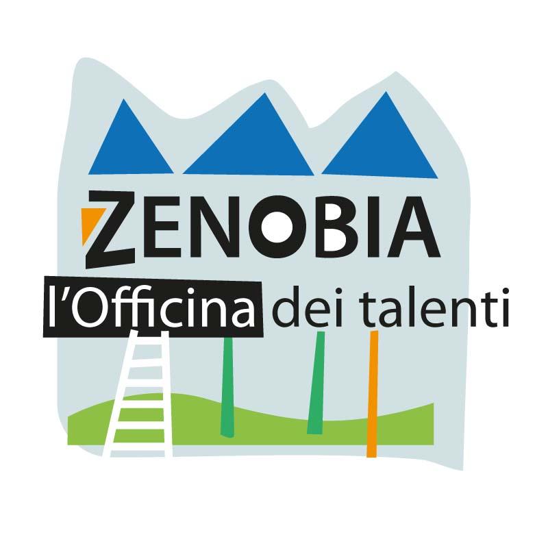 Logo della Comunità familiare Zenobia - P5