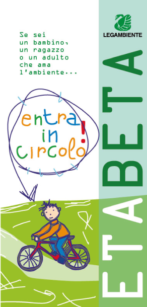 Campagna di tesseramento Circolo ETABETA di Legambiente