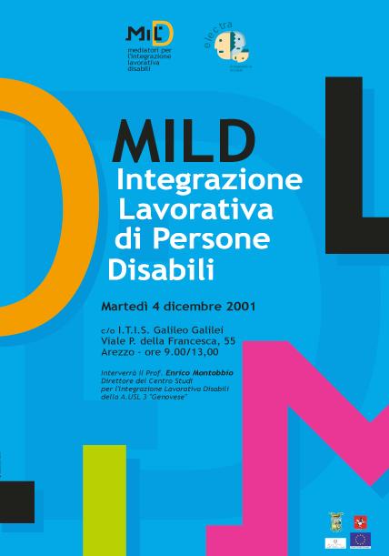Sensibilizzazione sull'integrazione lavorativa di persone disabili
