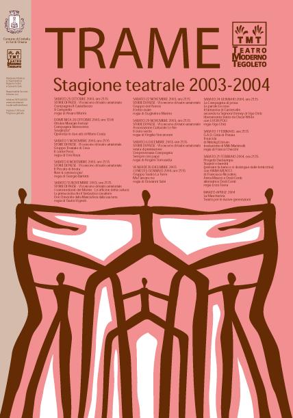 Rassegna teatrale Teatro Moderno Tegoleto