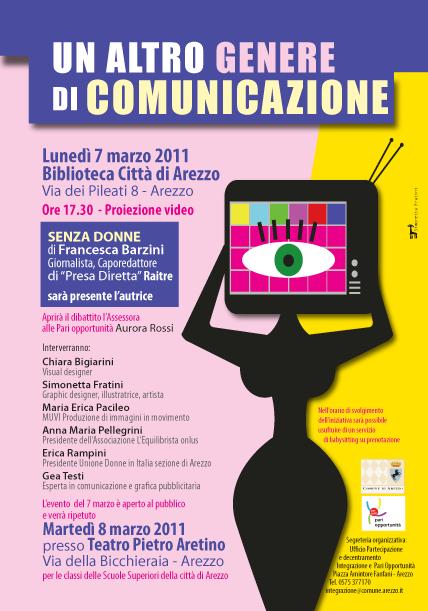 Convegno/dibattito su un altro GENERE di Comunicazione