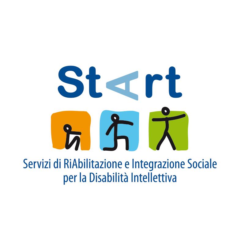 Logo Ambulatorio per i Servizi di Riabilitazione e Integrazione Sociale per Disabilità Intellettiva - Istituto di Agazzi